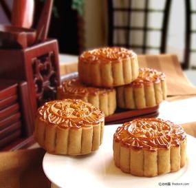 高清月饼素材