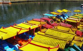 沈阳南湖游船