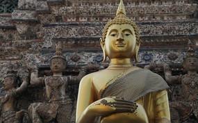 黎明寺释迦穆尼佛像