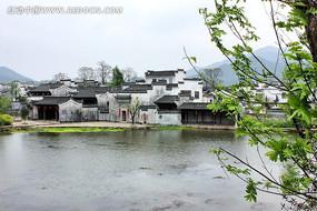 呈坎古村落