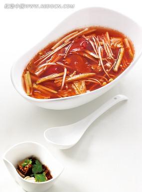 苗族素酸汤