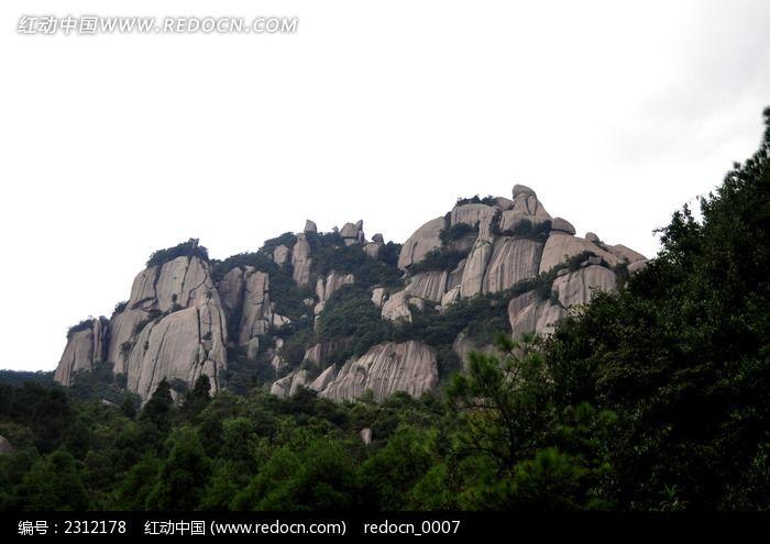 太姥山风景区图片_自然风景图片