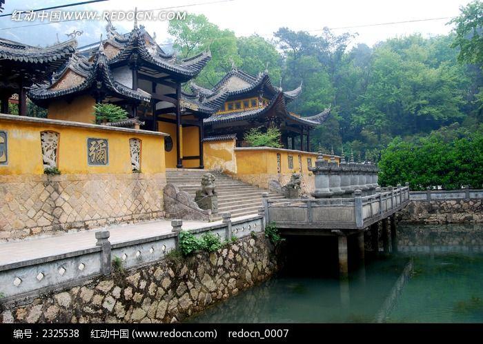 天柱寺风景区图片,高清大图_教堂寺庙素材