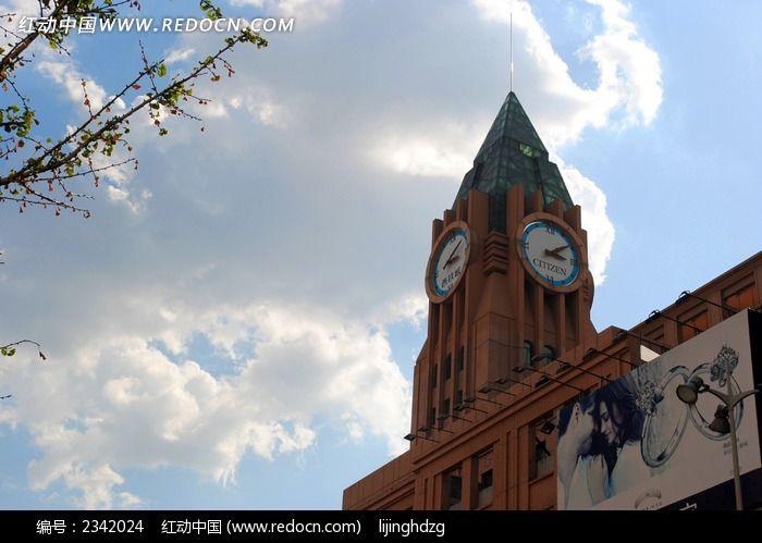 原创摄影图 建筑摄影 高楼大厦 王府井街穆斯林大厦  请您分享: 红动图片