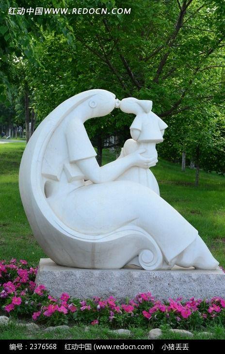 仙女人物雕塑图片素材下载(编号:2376568)