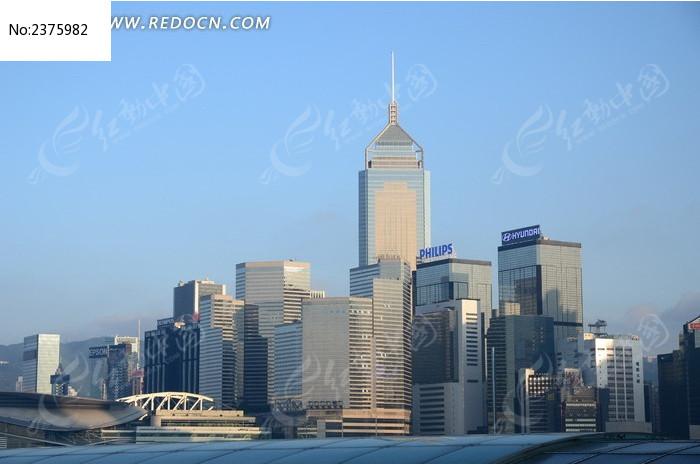 香港会展中心建筑群