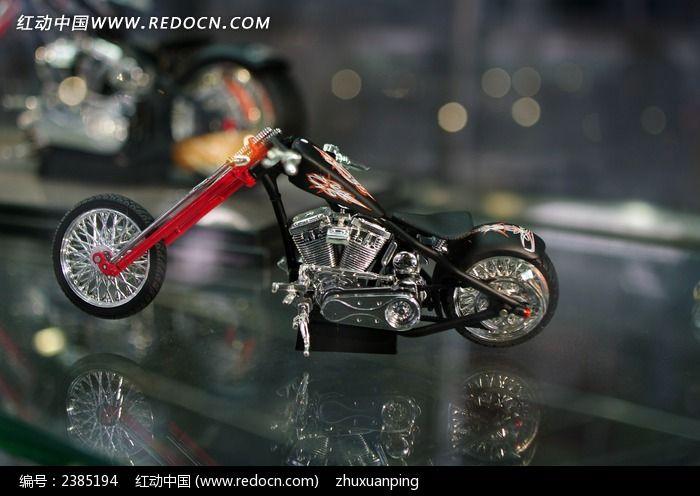 摩托车车模模型图片