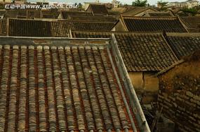 大鹏所城屋顶