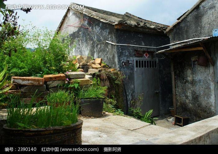 大鹏所城旧房子图片