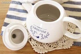 zakka小清新陶瓷牛奶壶