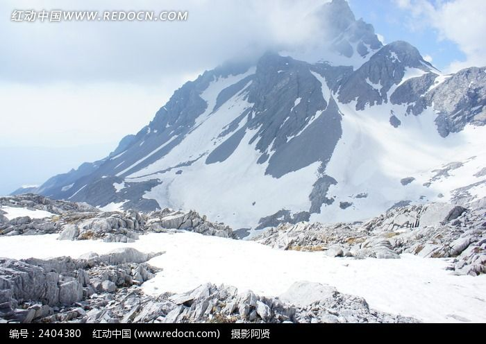 玉龙雪山风景区图片_自然风景图片
