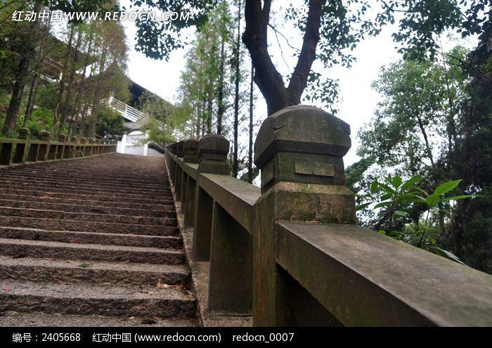 茶山石头台阶