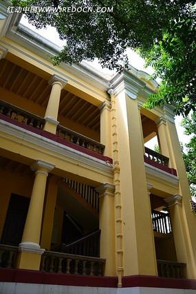 中华全国总工会旧址建筑