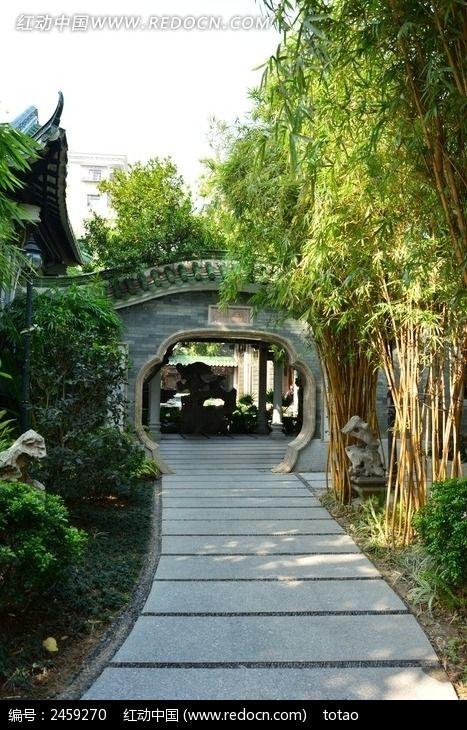 广州南园酒家林中林园林高清图片下载_红动网