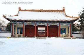 吉林文庙正门