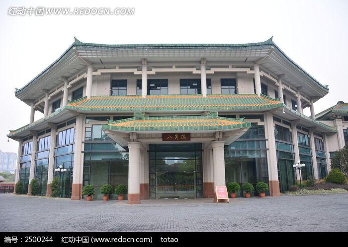 广州珠岛花园八角楼