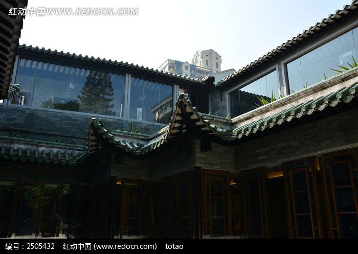 广州南园酒楼高清图片下载_红动网
