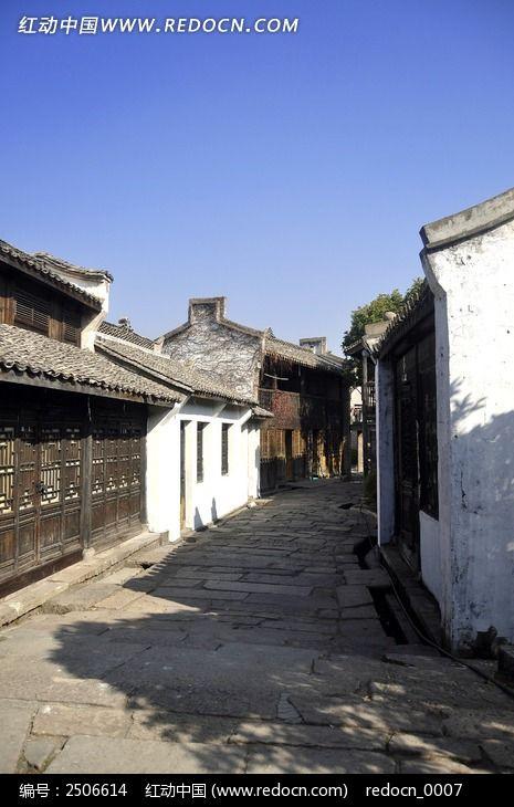 古街小巷图片
