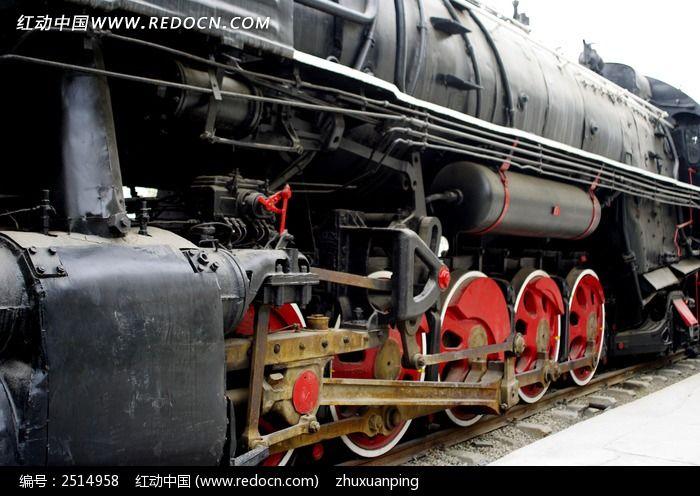 蒸汽机车图片,高清大图
