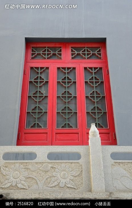 古建筑上的门窗