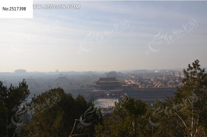 故宫全景图片素材下载 2517398高清图片