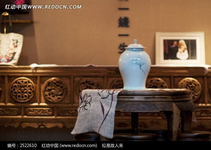 传统中式家居图片