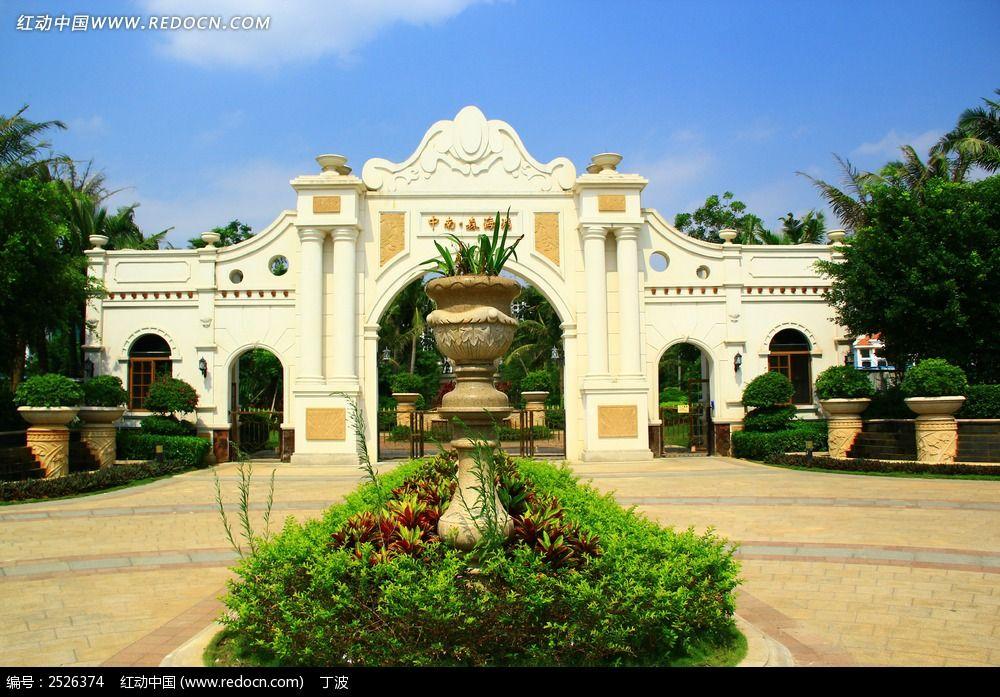 原创摄影图 建筑摄影 滨海建筑 欧式风格的大门  请您分享: 素材描述图片