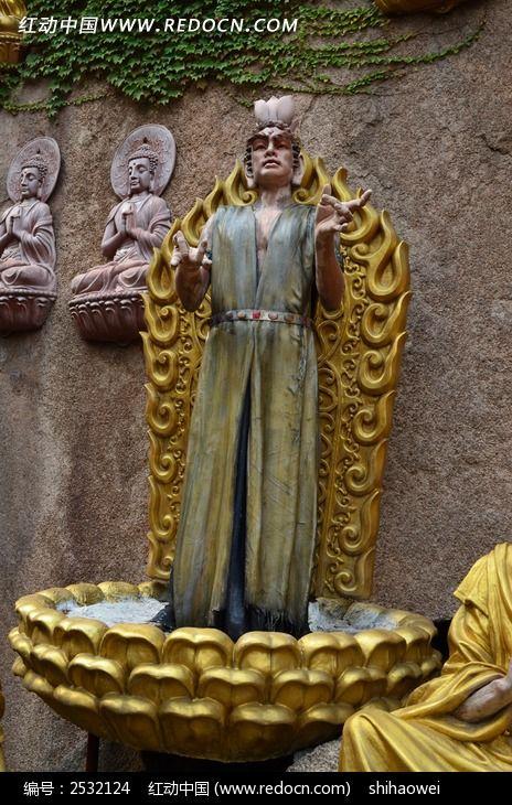 西游记人物雕塑