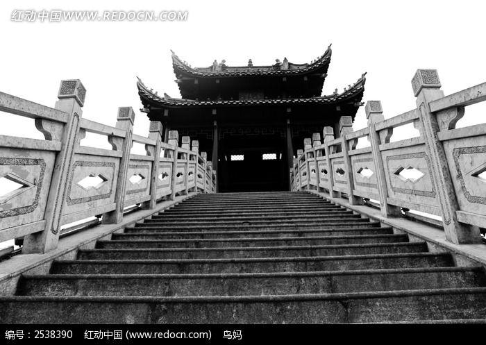 凤凰古城凉亭图片,高清大图_名胜古迹素材图片