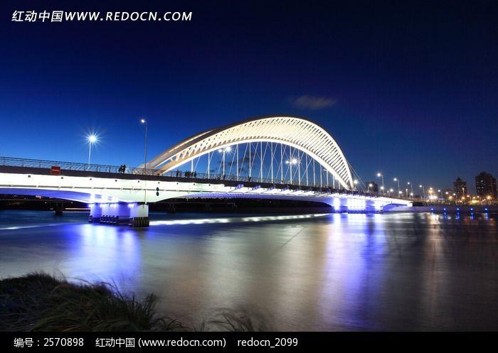 宁波长丰大桥原创摄影图图片