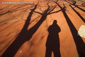 摄影师的影子