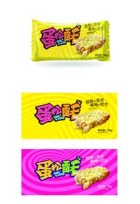 蛋松酥小食品包装设计