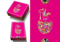 秋之物语月饼包装礼盒设计