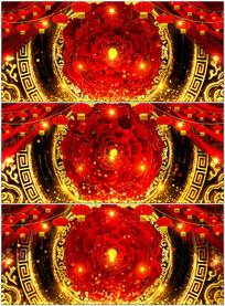 狗年春节歌曲舞台LED大屏幕