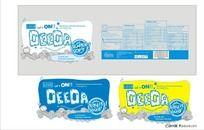 食品棉花糖罐贴包装