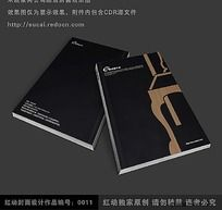 木质家具画册封面设计