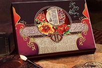 中秋月饼盒子设计