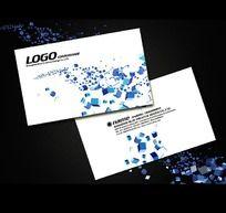 10款 广告公司创意名片设计PSD下载