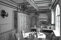 欧式厨房3d max模型