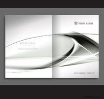 12款 产品画册封面设计PSD下载