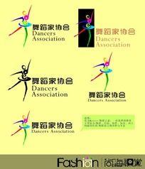舞蹈家协会标志CDR矢量 CDR