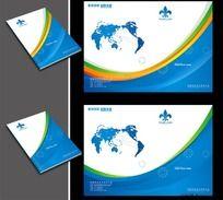 集团企业画册封面