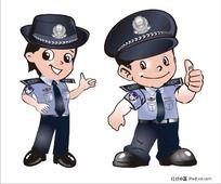卡通警察 CDR