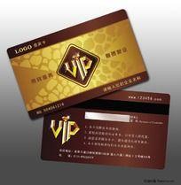 创意VIP卡类设计