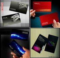 10款 名片设计欣赏PSD下载