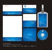 信封信纸 工作证 光盘设计