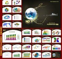 科技PPT背景图片模板素材下载
