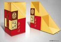 华西村浓香型白酒包装设计
