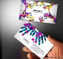 个性创意 印刷包装名片PSD
