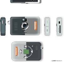 数码相机设计 CDR